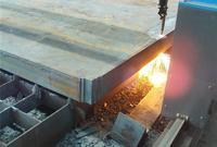 鋼板切割和鋼板加工這樣做才合理